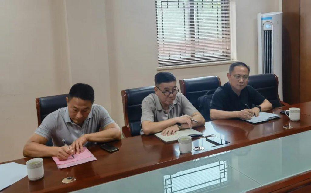 北京科技金融发展服务中心参加无锡商会项目推介会