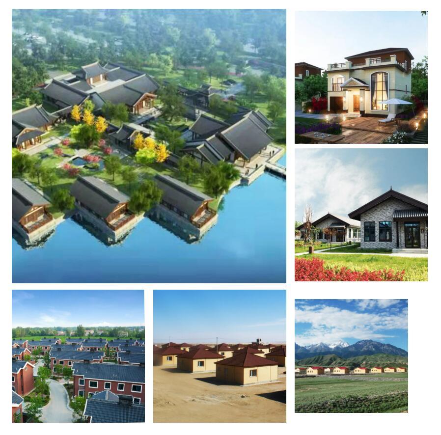 """中铁装配5款装配式建筑产品被评为第一批""""文旅与乡村振兴科技新品"""""""